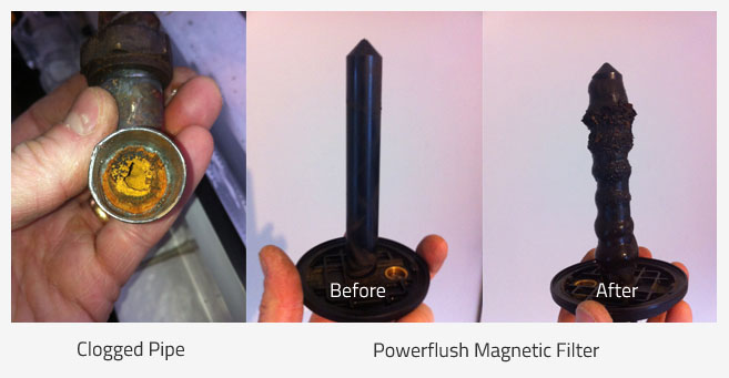 Powerflush Results
